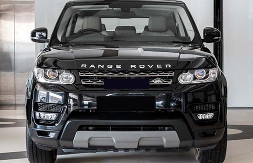 Range Rover Vogue Wedding Car Hire