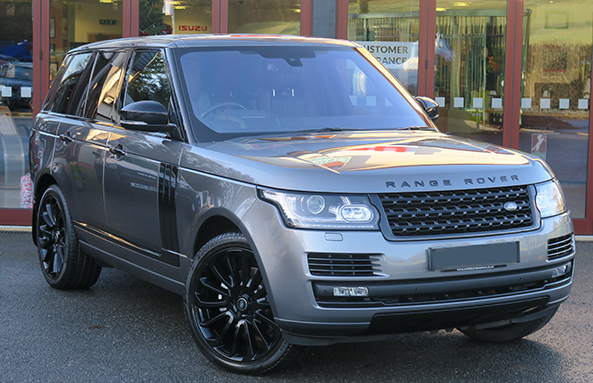 Range Rover Vogue Wedding Car Hire